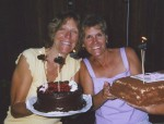 Celebrating our birthdays