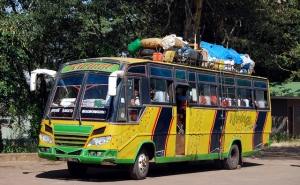 The Arusha bus