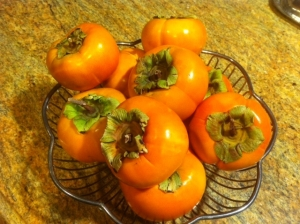 Last of the persimmons