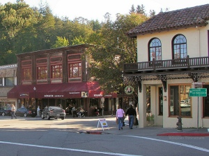 Downtown Mill Valley