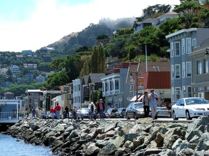 Downtown Sausalito