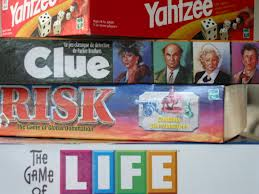 Anyone for a game of Yahtzee?