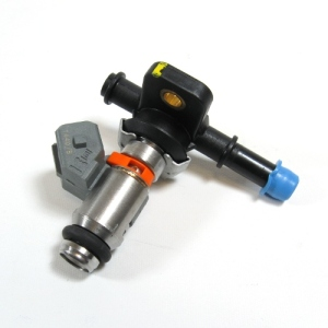 A fuel injector. I love this little gizmo.