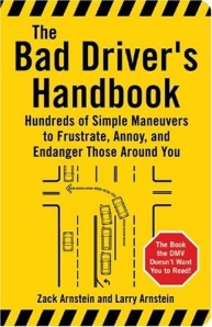 bad drivers book
