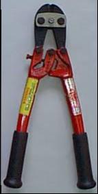 bolt cutters