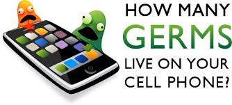 cell phone germs