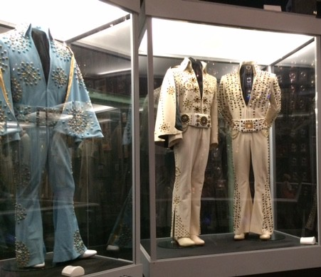 Elvis's outfits