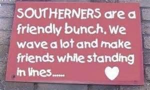 southern kindness