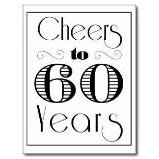 cheers to 60 years
