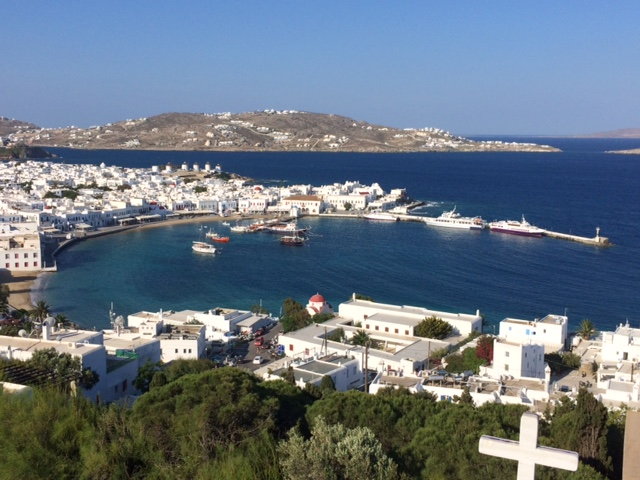Greece Mykonos