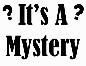 its-a-mystery