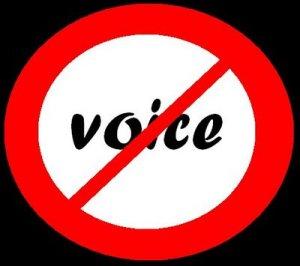 no-voice
