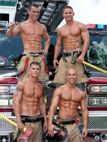 4-hunky-firemen