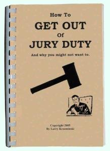 jury duty book