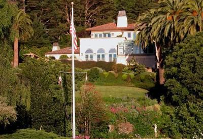 Tiburon mansion