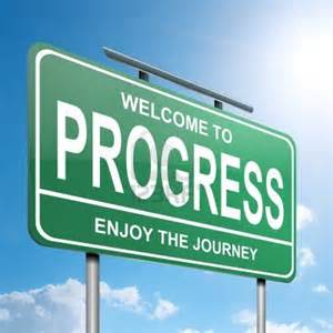 welcome to progress