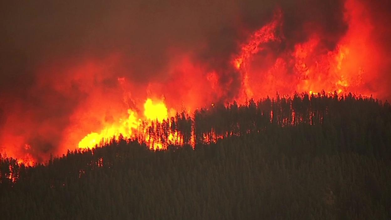 Napa valley fire 4