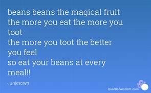 beans poem