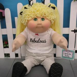 Amanda Ruby doll