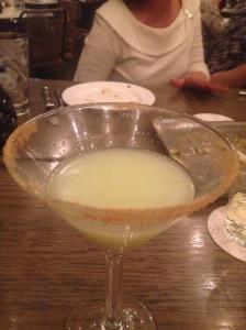 palm desert key lime drink