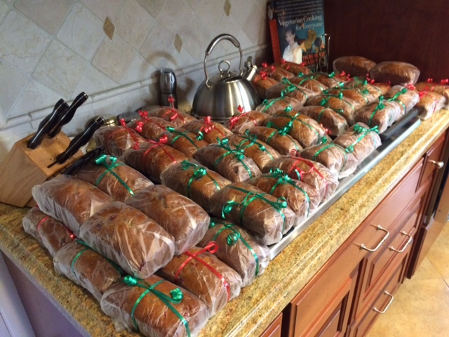 pumpkin breads