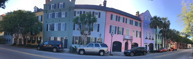 Charleston rainbow row2
