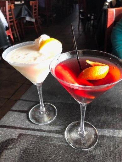 Charleston Savannah drinks