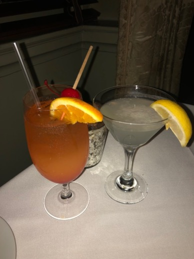Charleston Savvanah more drinks