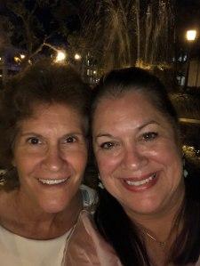 me and Sharon Charleston trip