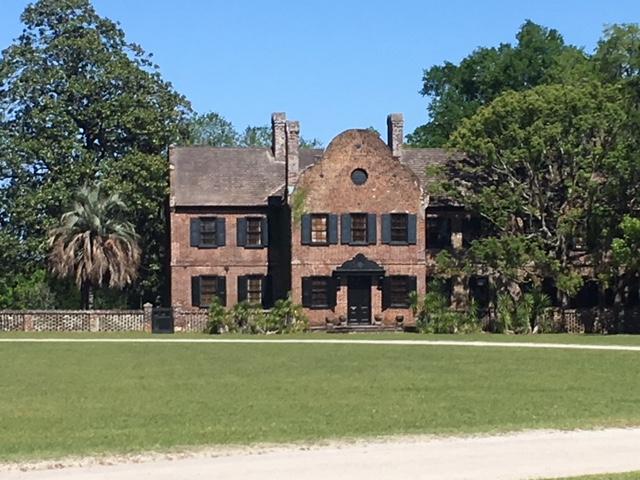 Middleton Plantation house