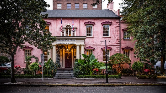 Olde Pink House 2