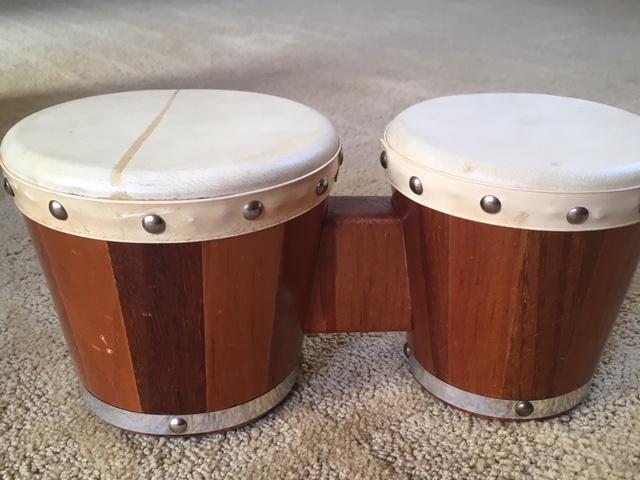 dad's bongos