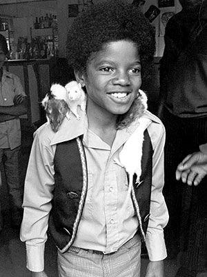 Michael Jackson in Ben