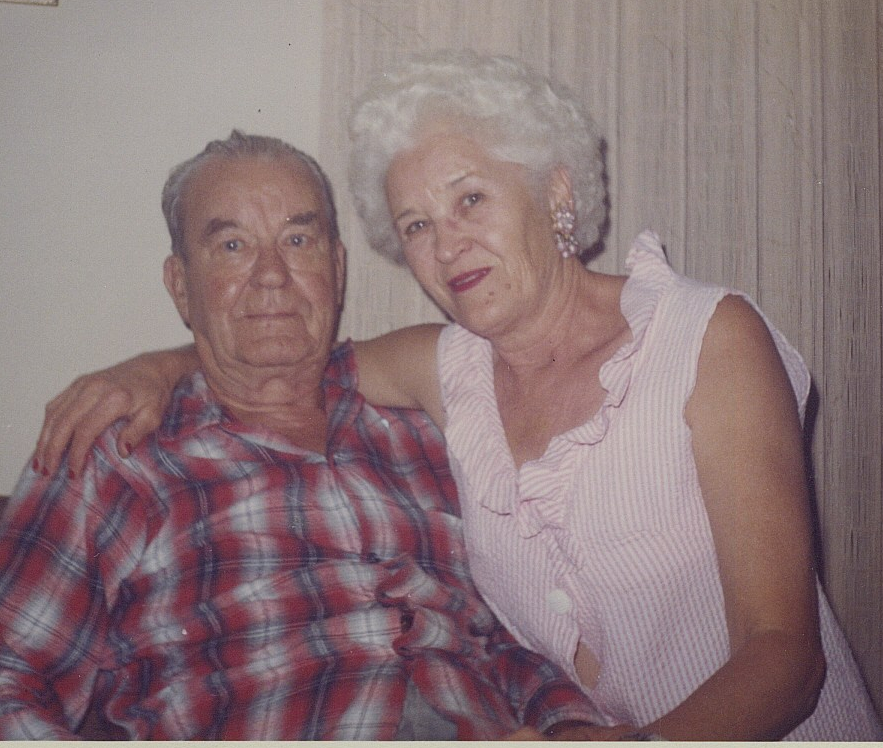 Nana & Grandpa