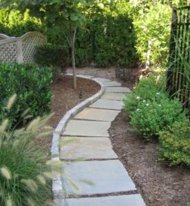walkway path