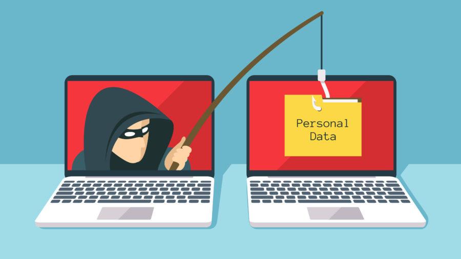stealing pesonal data