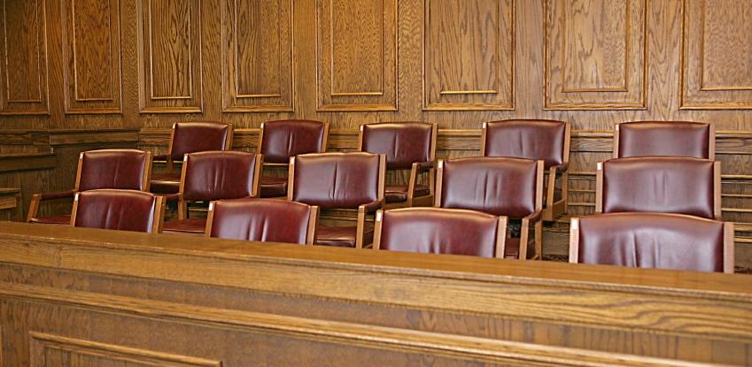 jury box seats